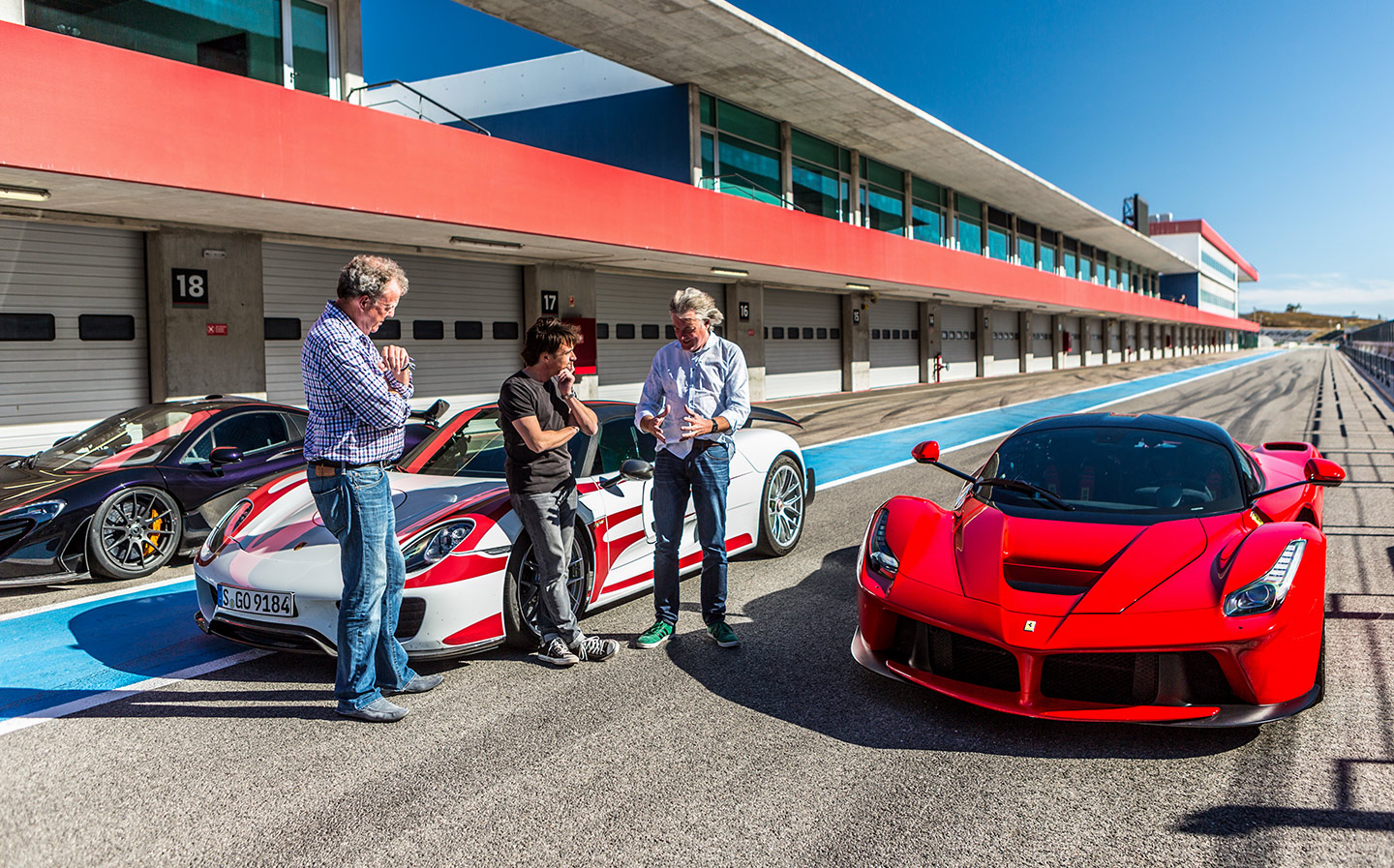 The Grand Tour Episode 1: The Holy Trinity review