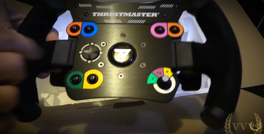 Thrustmaster TS PC Racer Wheel Unboxing