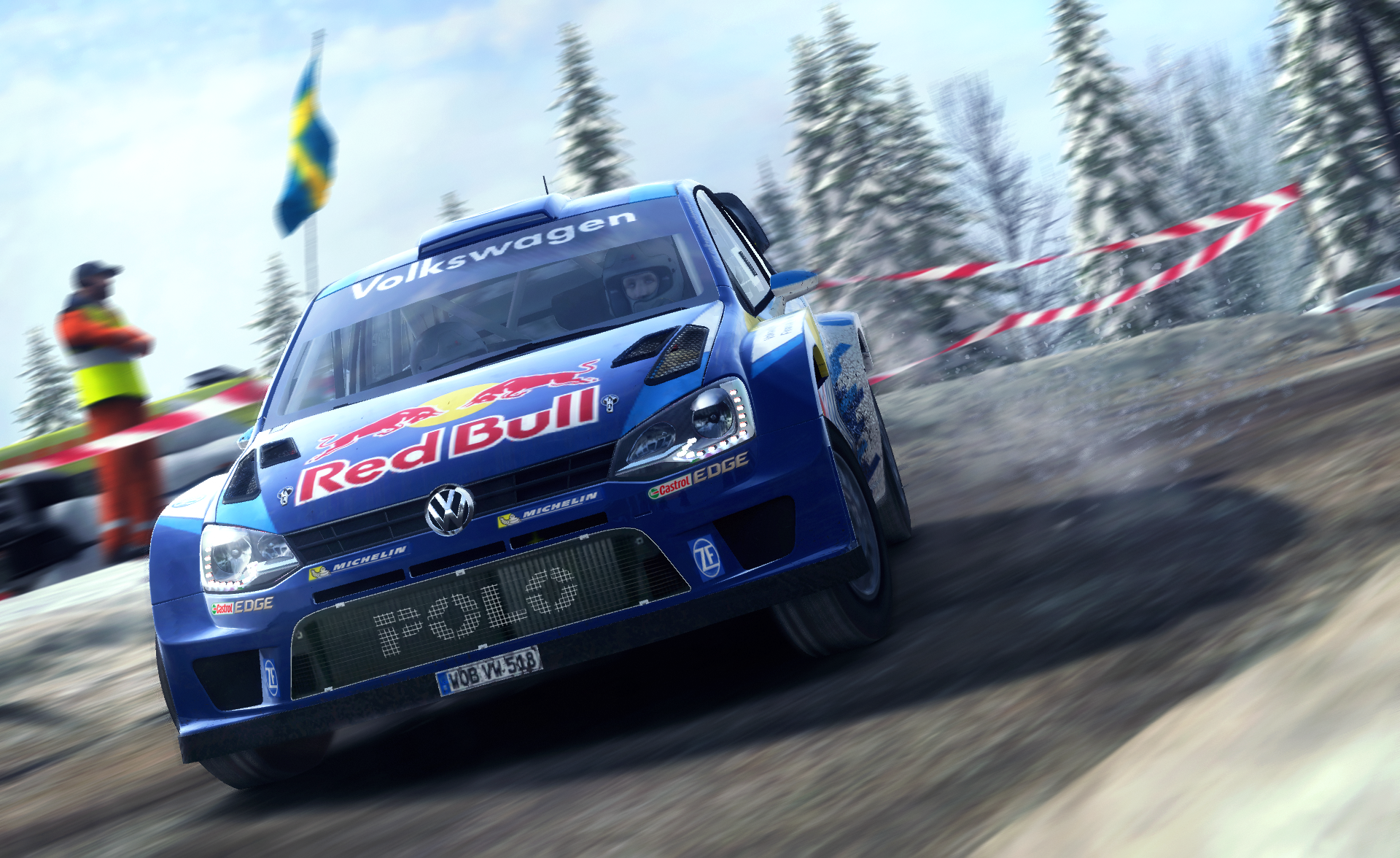 Team VVV's racing game of the year 2016 awards: Best audio