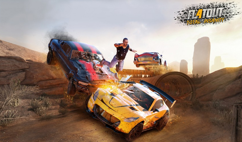 FlatOut 4 finally has a potential release date, new details emerge