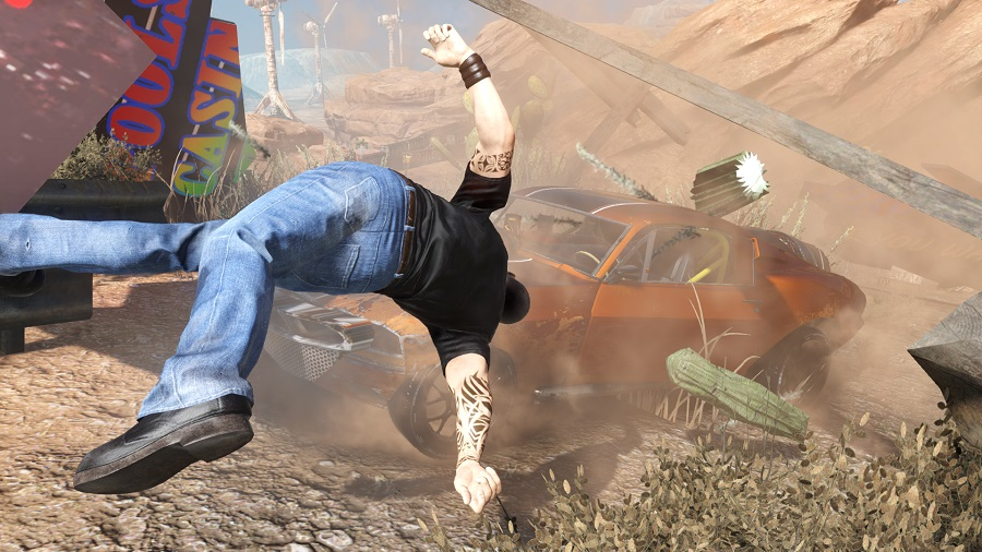 Flatout 4: Total Insanity Steam release confirmed for April