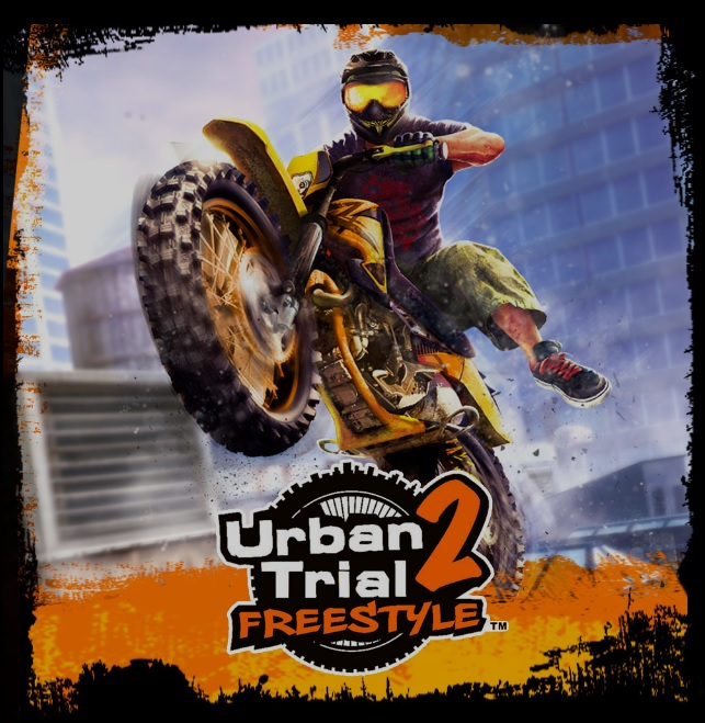 Urban Trial Freestyle 2 coming to 3DS soon