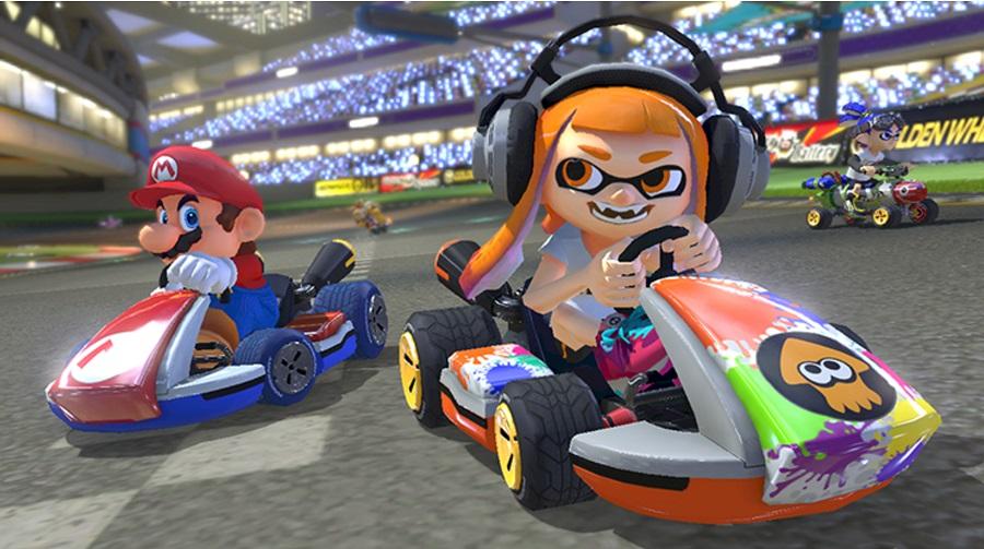 Nintendo reveals new details on Mario Kart 8 Deluxe