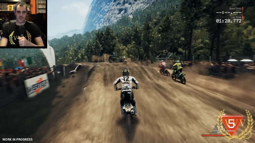 MXGP 3 reveal gameplay & impressions part 2