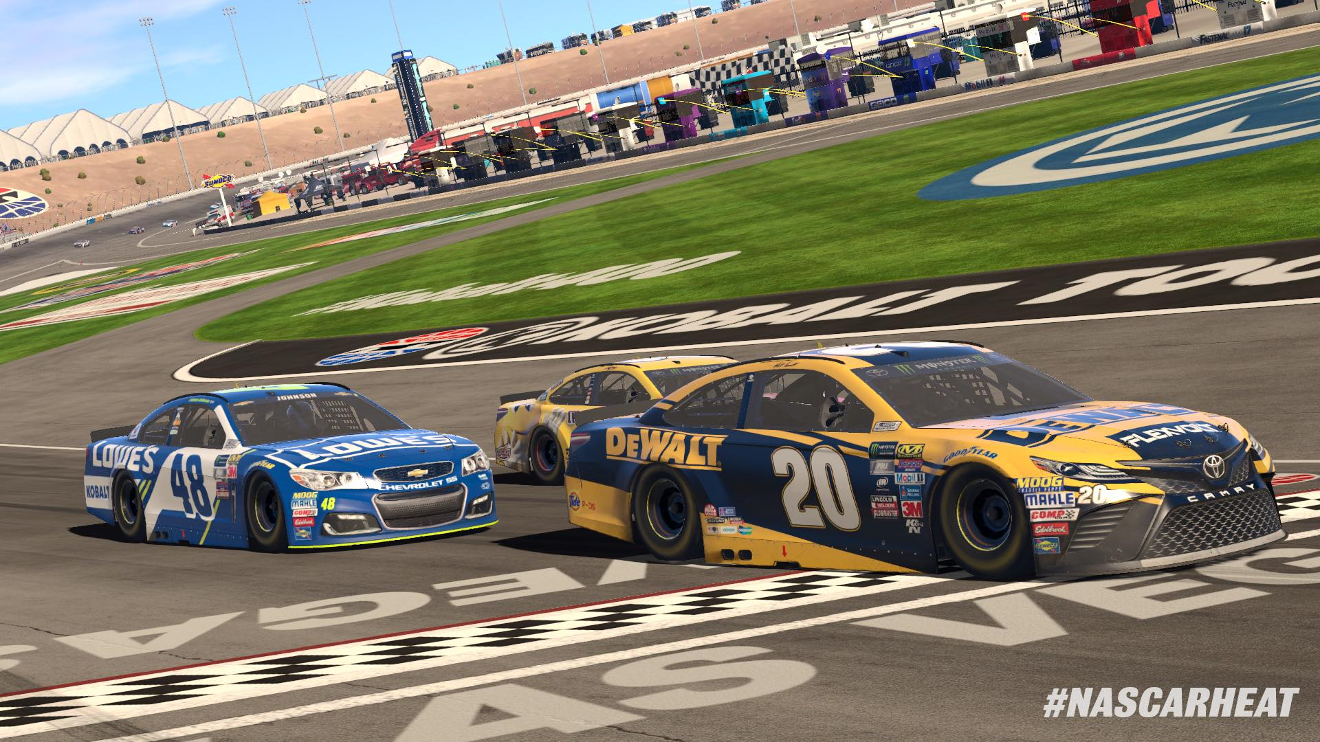 new release car gamesDMR rebranded as 704Games to release two new NASCAR games in 2017