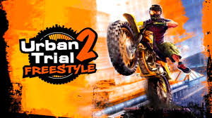 urban trial freestyle 2 main art nintendo 3ds