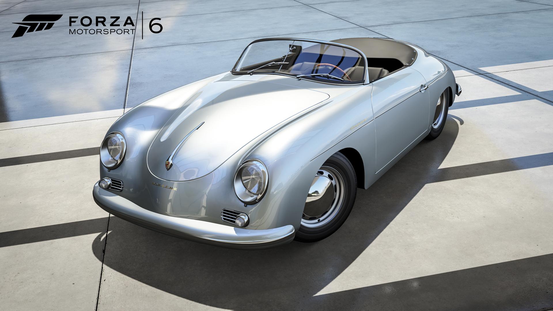 Porsche 356A Speedster coming to Forza Horizon 3 as Forzathon-exclusive barn find