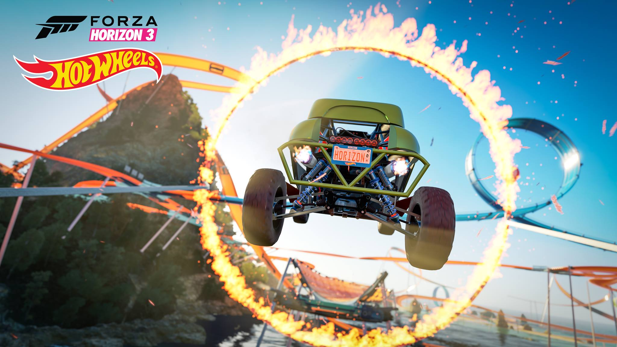 Forza Horizon 3 Hot Wheels Expansion revealed ahead of 9th May release