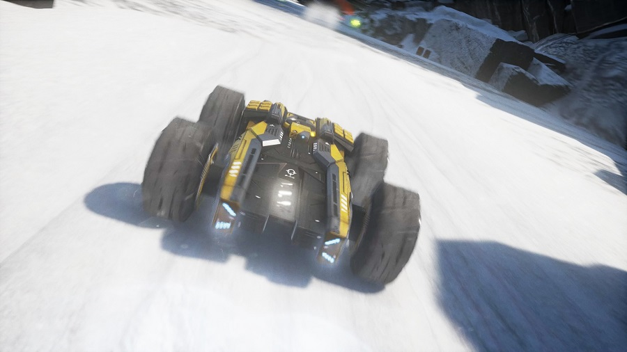 Multiplayer racing now available in Rollcage-esque racer GRIP