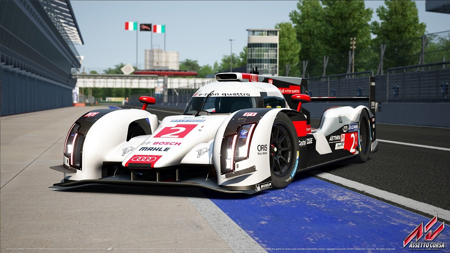 Assetto Corsa: Ready to Race DLC launches for PC