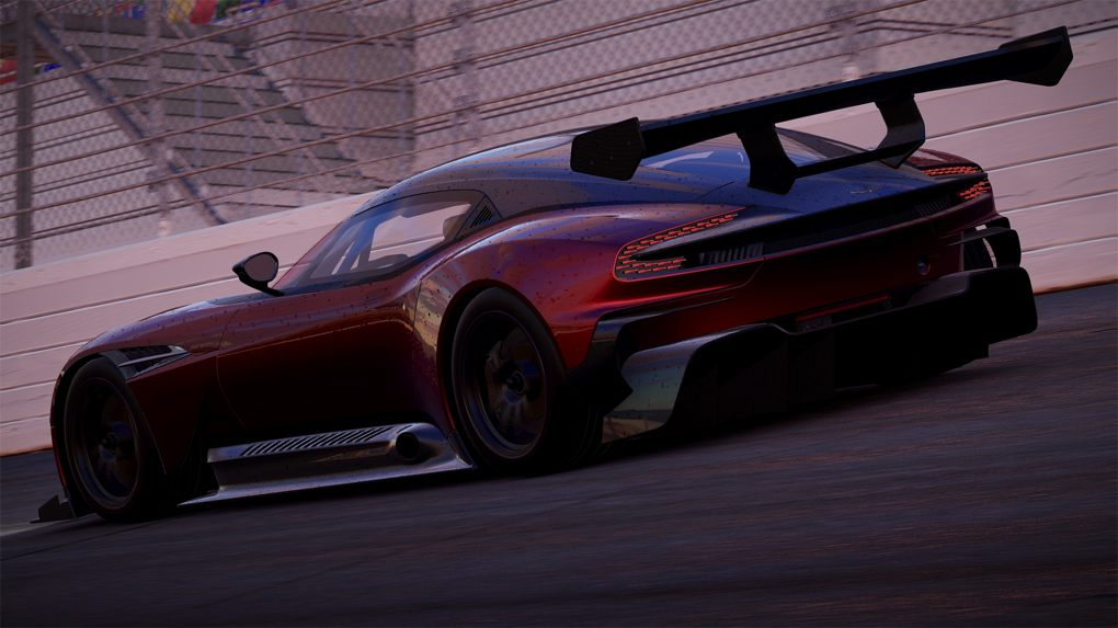Aston Martin Vulcan & McLaren P1 GTR coming to Project CARS 2