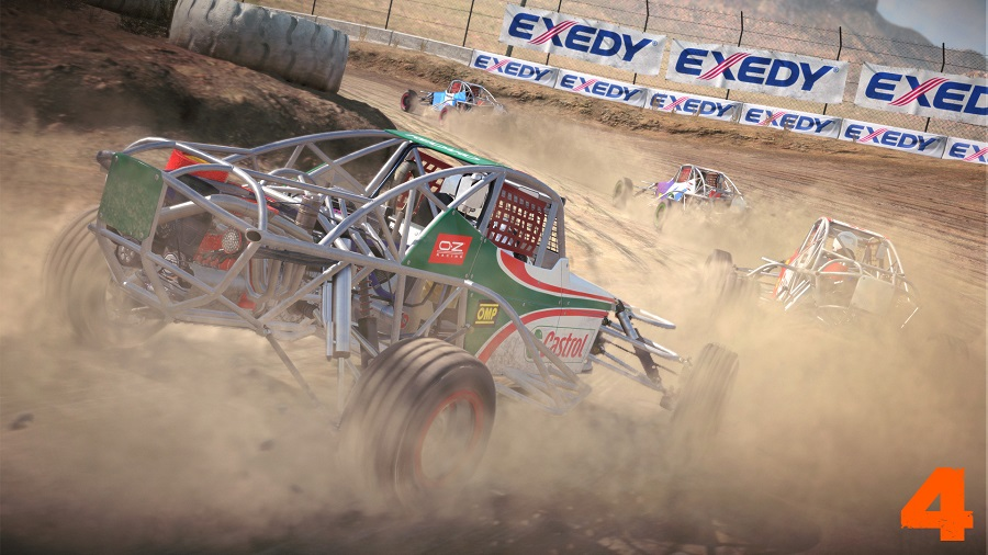 We sample several modes in our extensive DiRT 4 preview