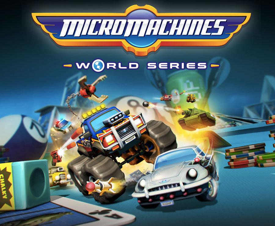 The latest Micro Machines trailer is pure mayhem