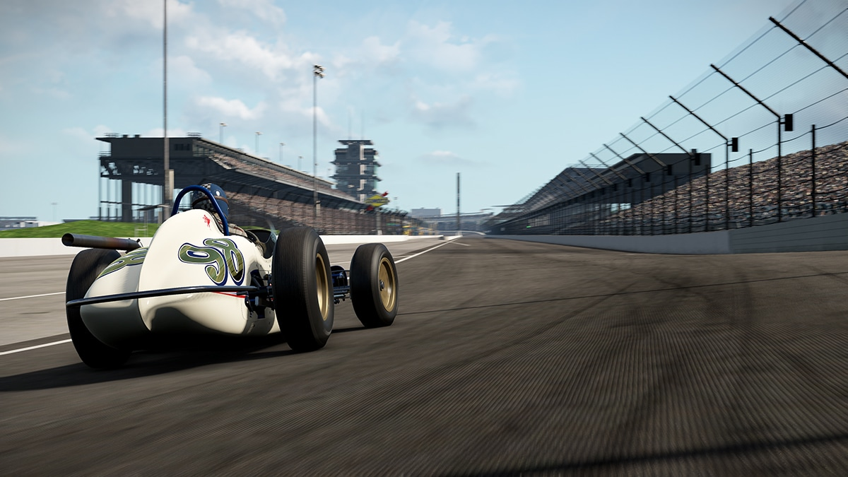 Contemporary and classic Indianapolis content confirmed for Project CARS 2