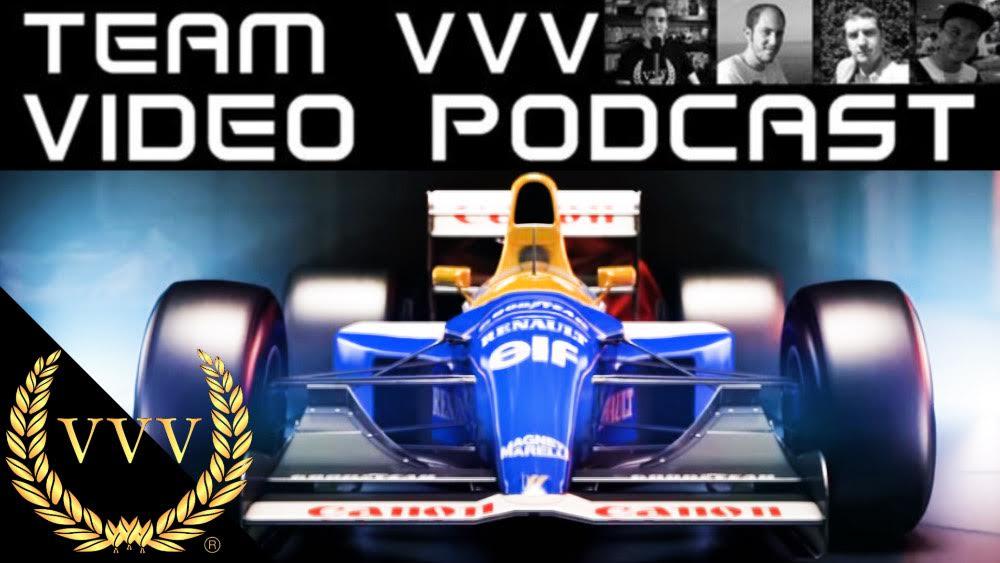 Team VVV Podcast 43: The Crew 2, F1 2017, WRC 7, MotoGP 17