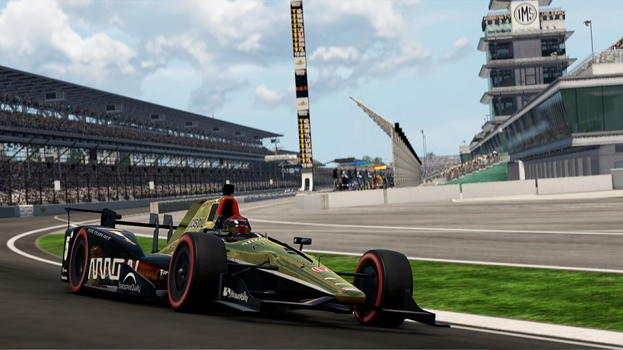 New Project CARS 2 images show the Dallara DW12 IndyCar in action