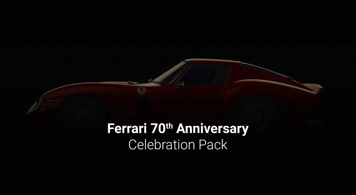 Ferrari 70th Anniversary Pack coming to Assetto Corsa in Autumn 2017