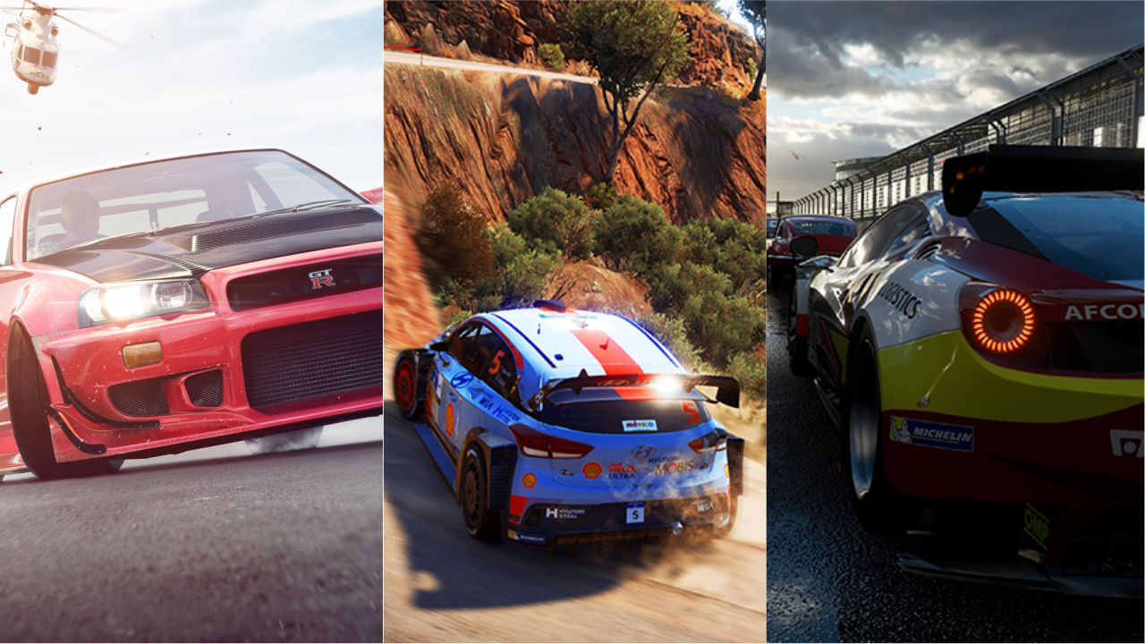 E3 2017 racing game preview: Forza Motorsport 7, Need for Speed: Payback and more