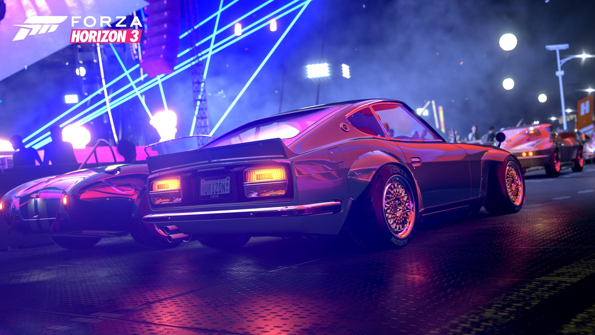 Turbo Forza Horizon  Cars