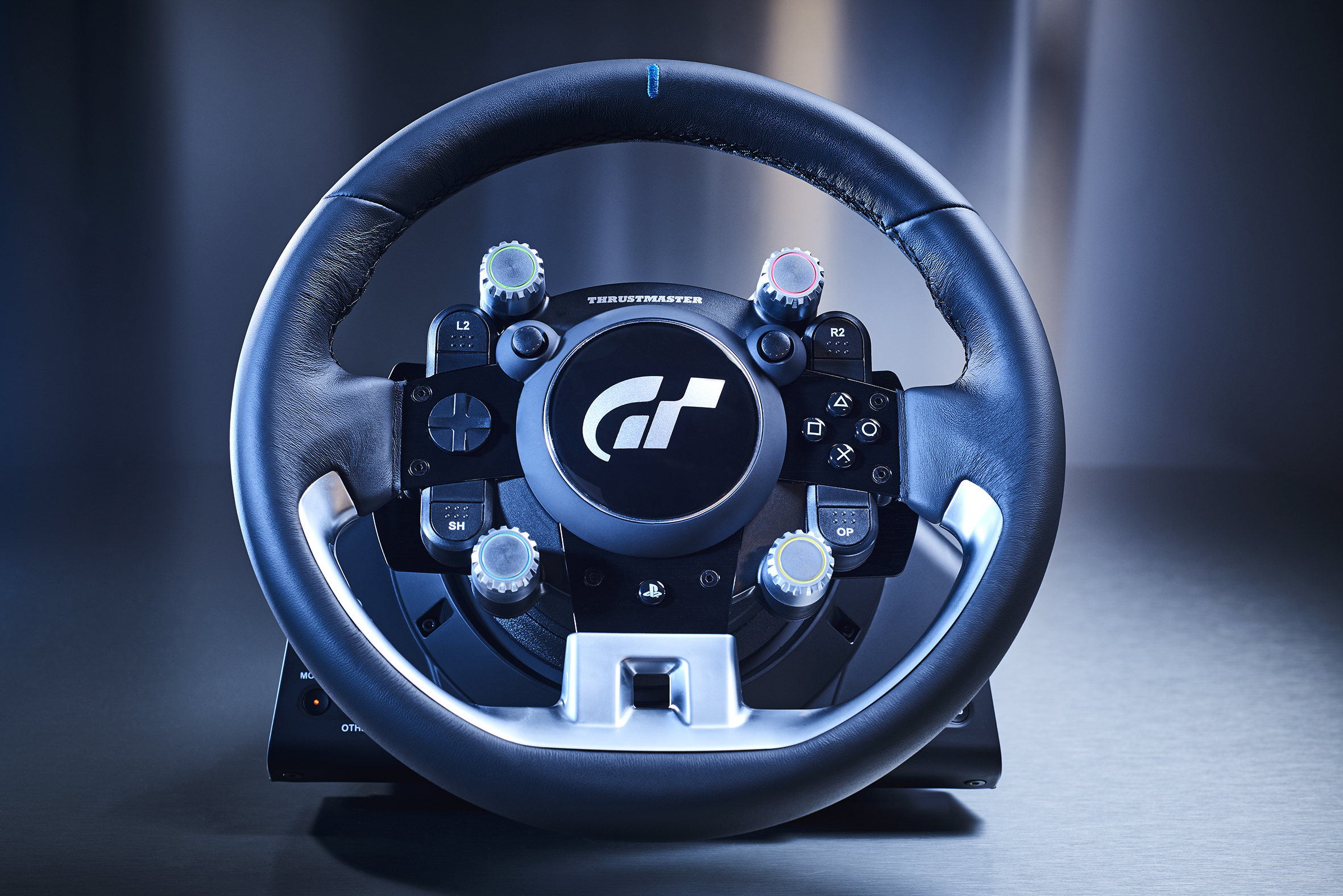 Thrustmaster T-GT racing wheel revealed in full at E3 2017