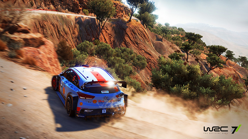 WRC 7 hands on gameplay: Mexico and Monte Carlo