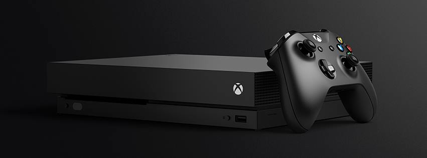 Xbox One X revealed at E3 2017, to launch worldwide on 7th November 2017