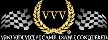 Team VVV - Veni Vidi Vici - I came. I saw. I conqeued.