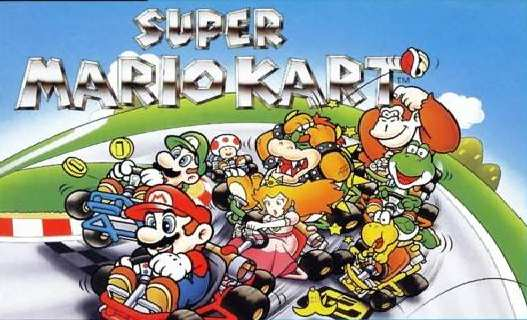 Super Mario Kart - Replay Review