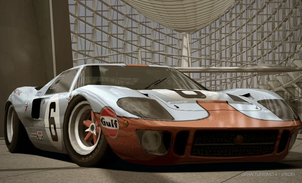 Gran Turismo 4 Replay Review