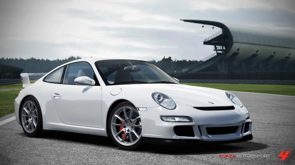 turn 10 start unveiling porsche pack for forza motorsport. Black Bedroom Furniture Sets. Home Design Ideas