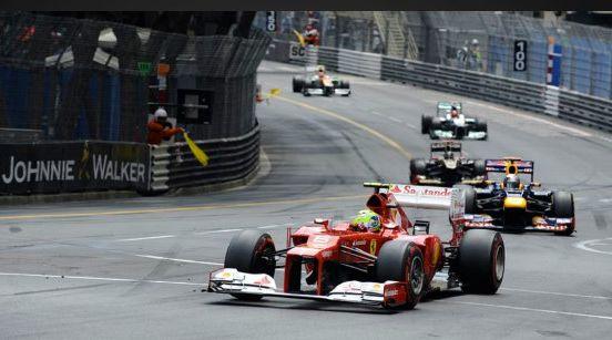 Ferrari Perspective: Monaco 2012