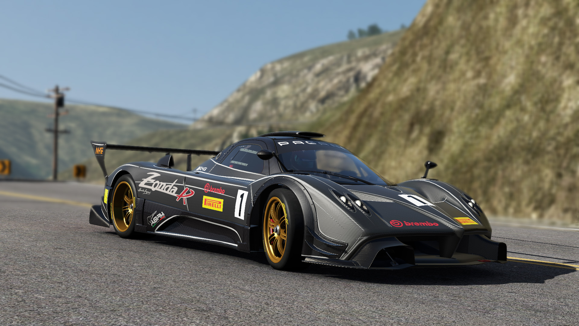 Project CARS enlists Pagani