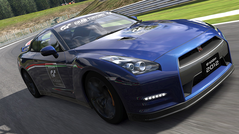 GT Academy reaches 50 million miles as rounds 5 & 6 go live
