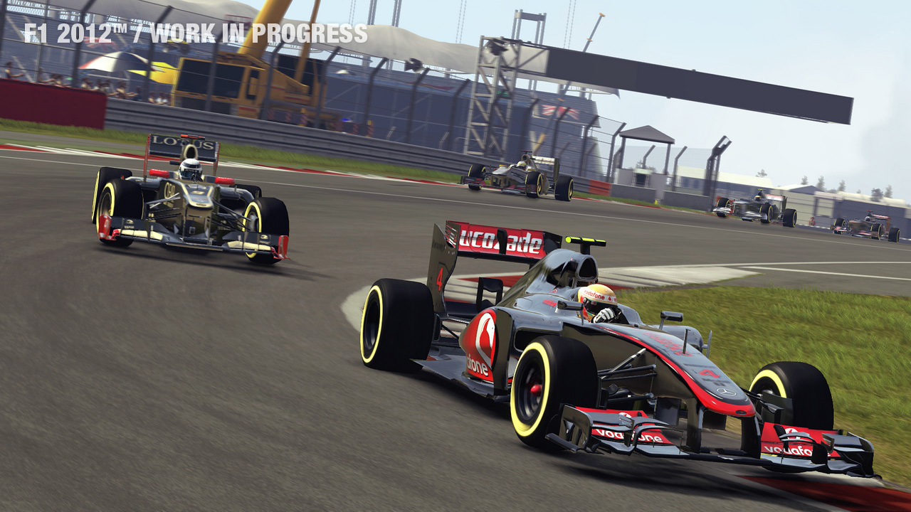 F1 2012 E3 screenshots and details
