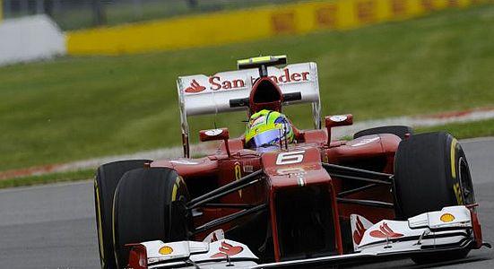 Ferrari Perspective: Canada 2012