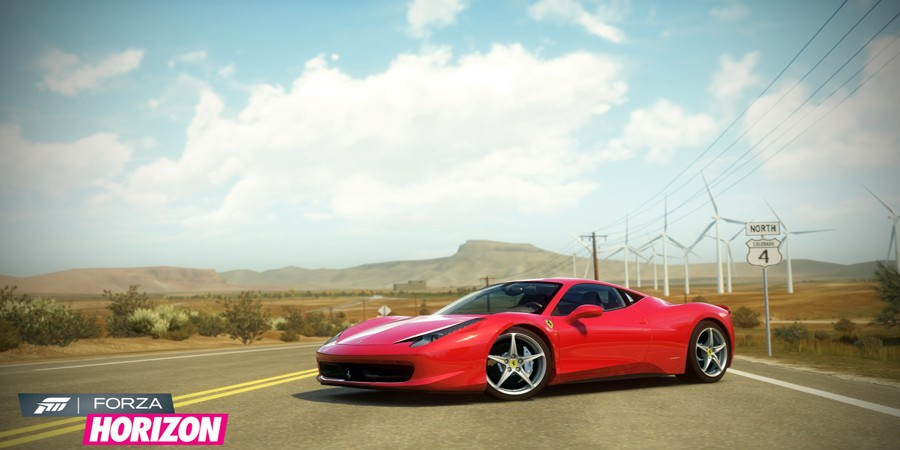 Ferrari Games >> Forza Horizon Pre-Order :: Team VVV