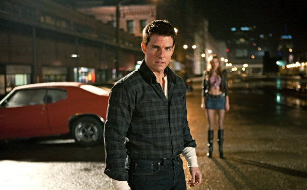 Jack Reacher trailer stars a Chevrolet Chevelle