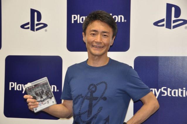 Kazunori Yamauchi talks GT6 and GT Vita