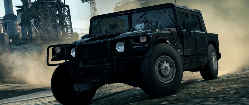 Criterion flaunts NFS Most Wanted's car list starting with