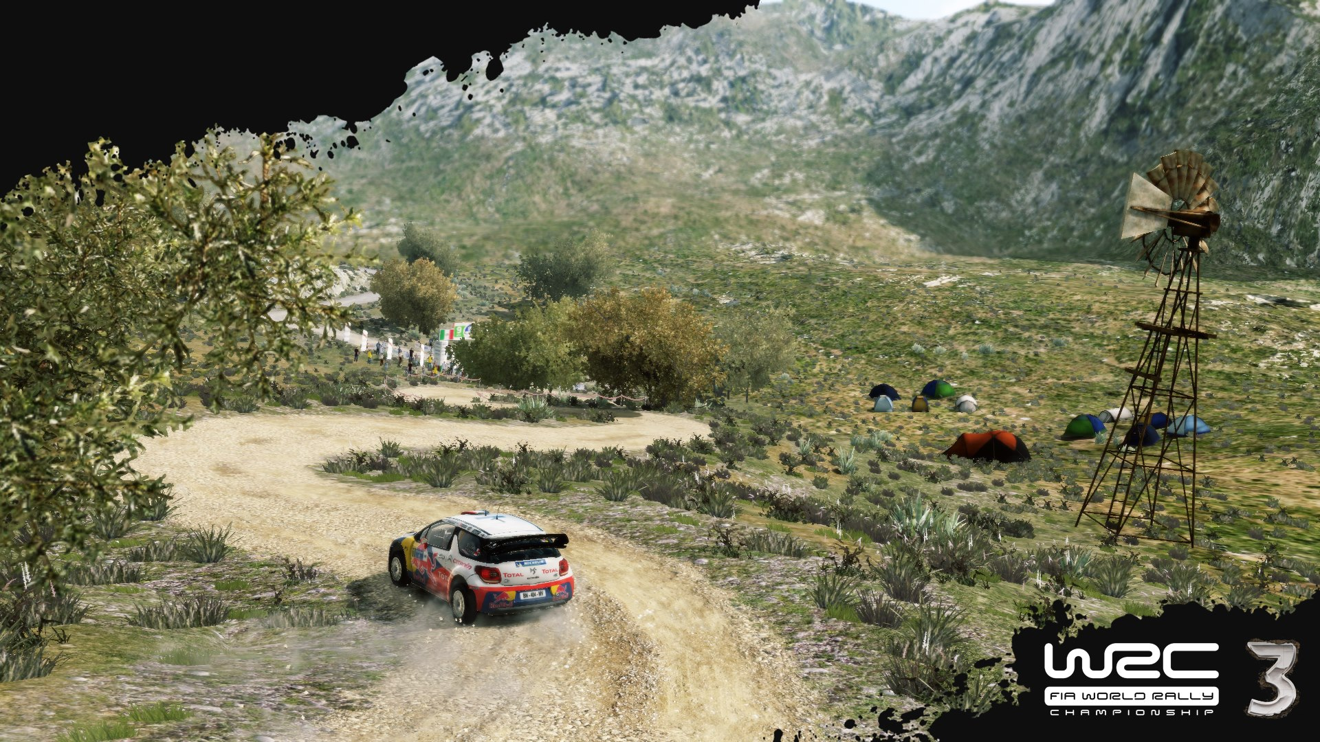 WRC3 screenshots showcase Mexico and Sweden