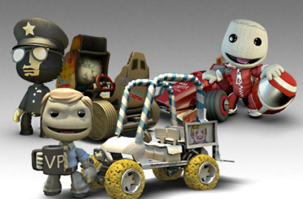 Littlebigplanet Karting Release Date Confirmed Team Vvv