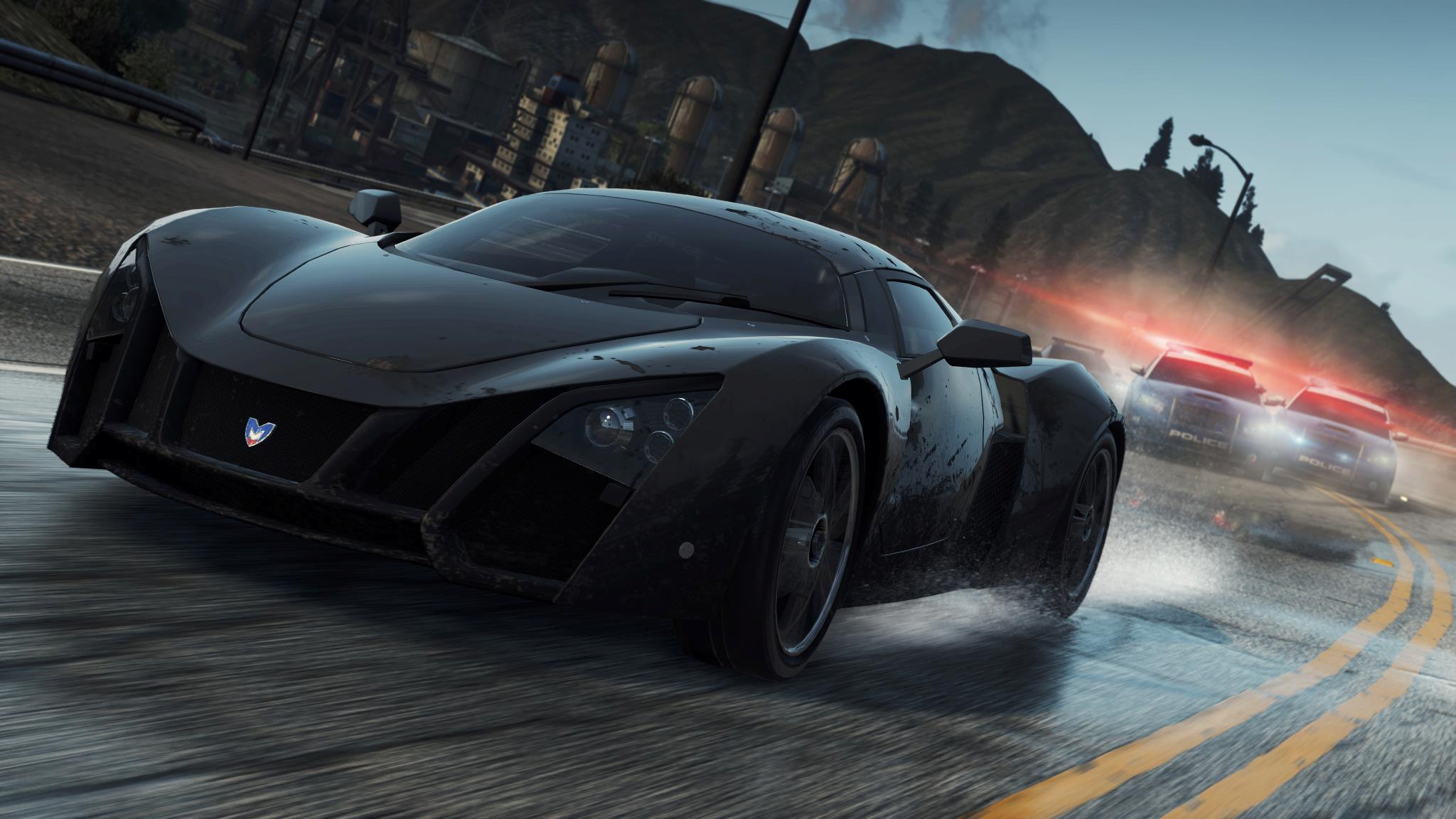Marussia announces partnership with Need for Speed World