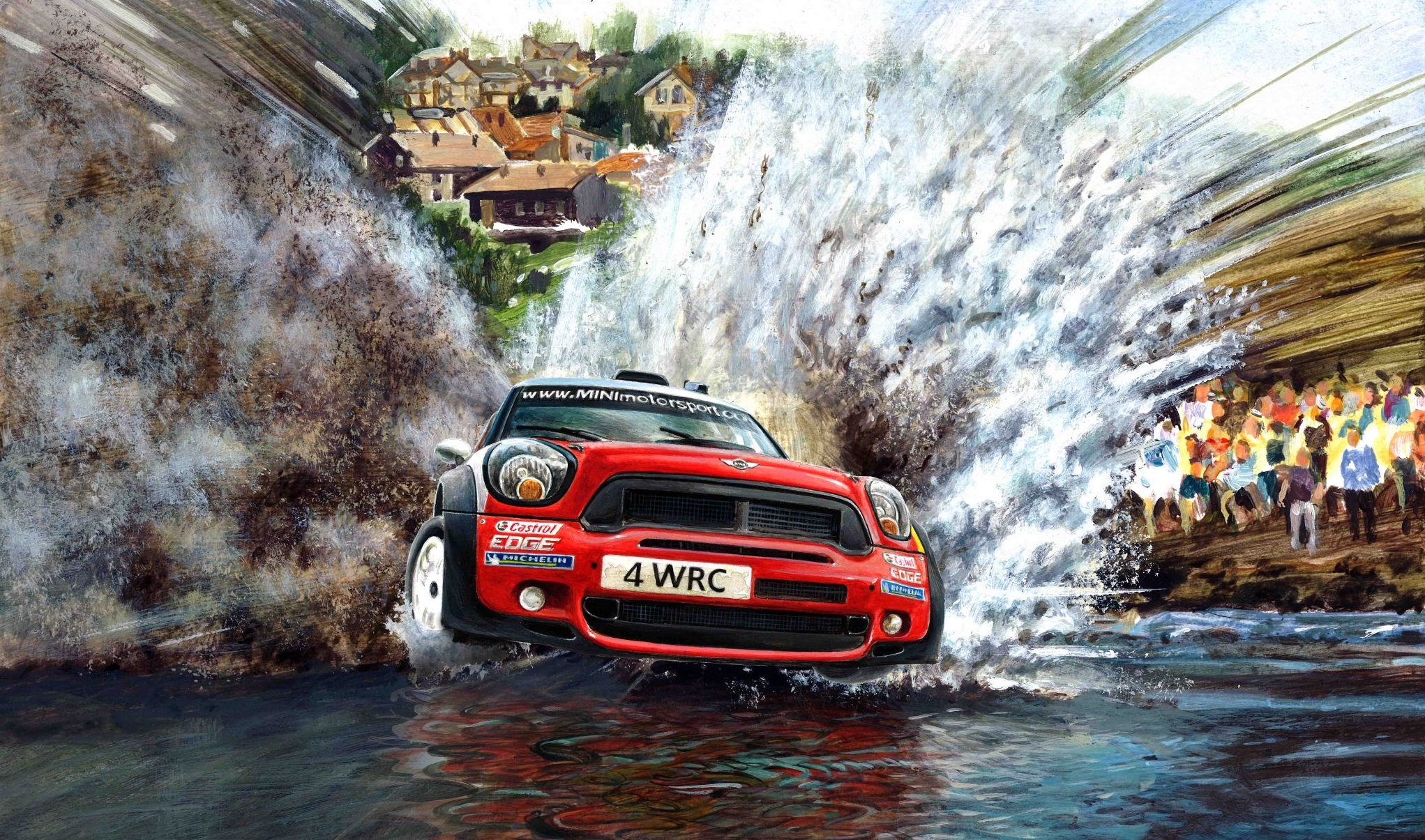 WRC3 Developer Diary details graphical overhaul