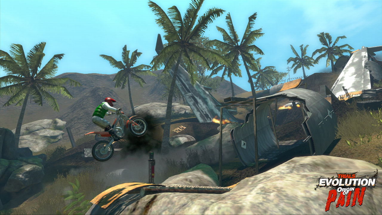 Trials Evolution DLC brings on the pain