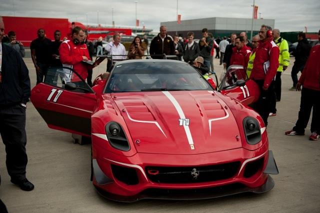 Ferrari F599XX