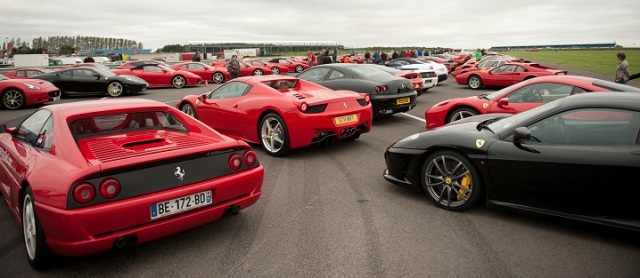 Ferrari Racing Days Owners' Club