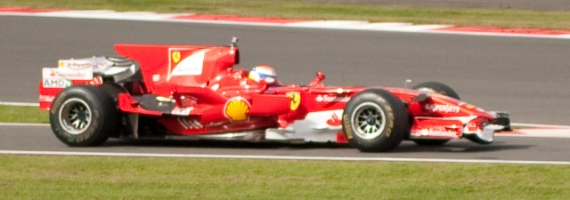 Ferrari F2008 F1