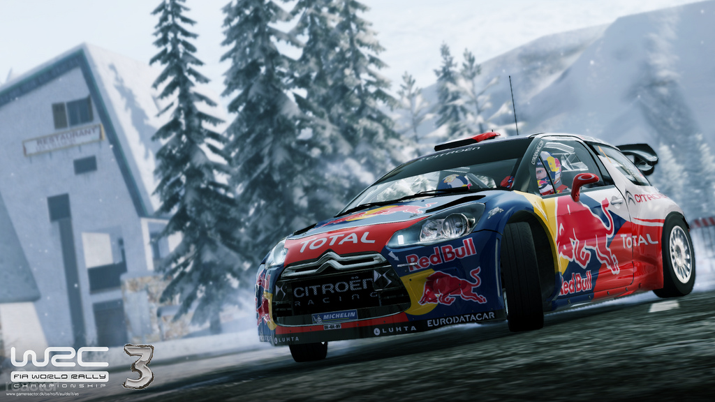 WRC3 demo skids onto PSN and XBL this week