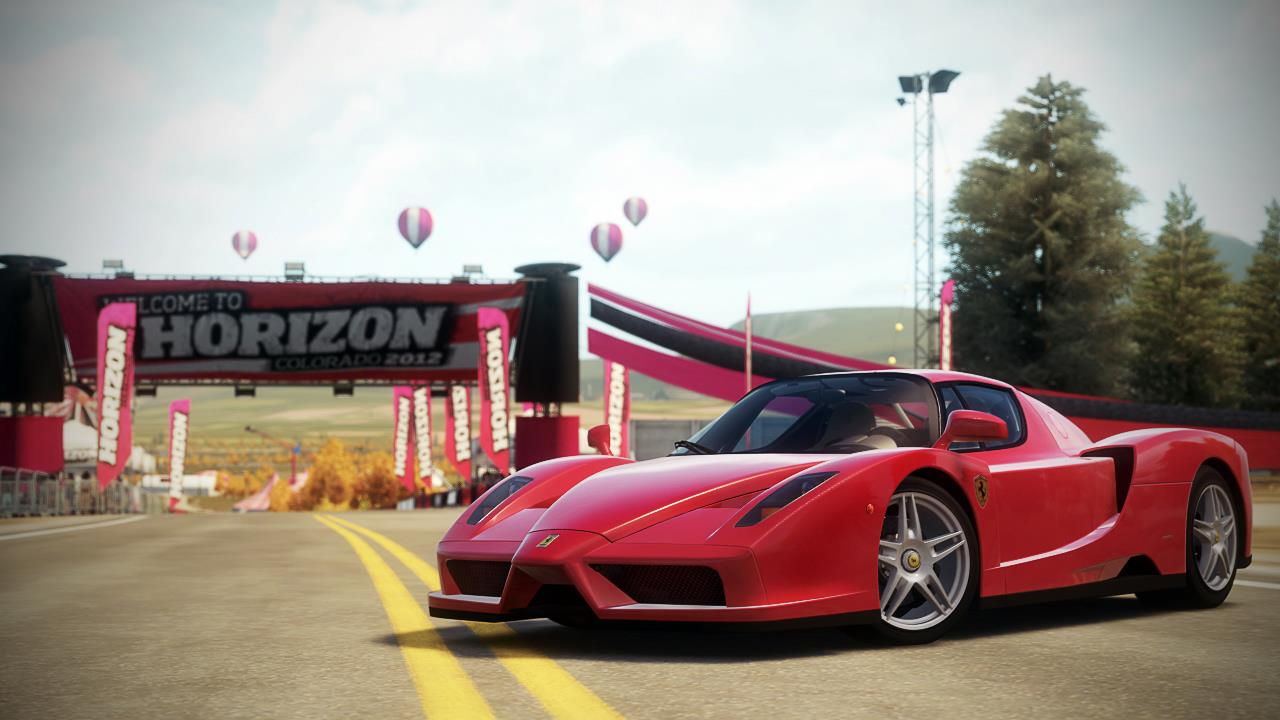 The Latest In A Long Line Of Mid Engined, Motorsport Inspired,  Uber Exclusive Ferrari Supercars, The Enzo Is Certainly A Car That Deserves  To Be Named After ...