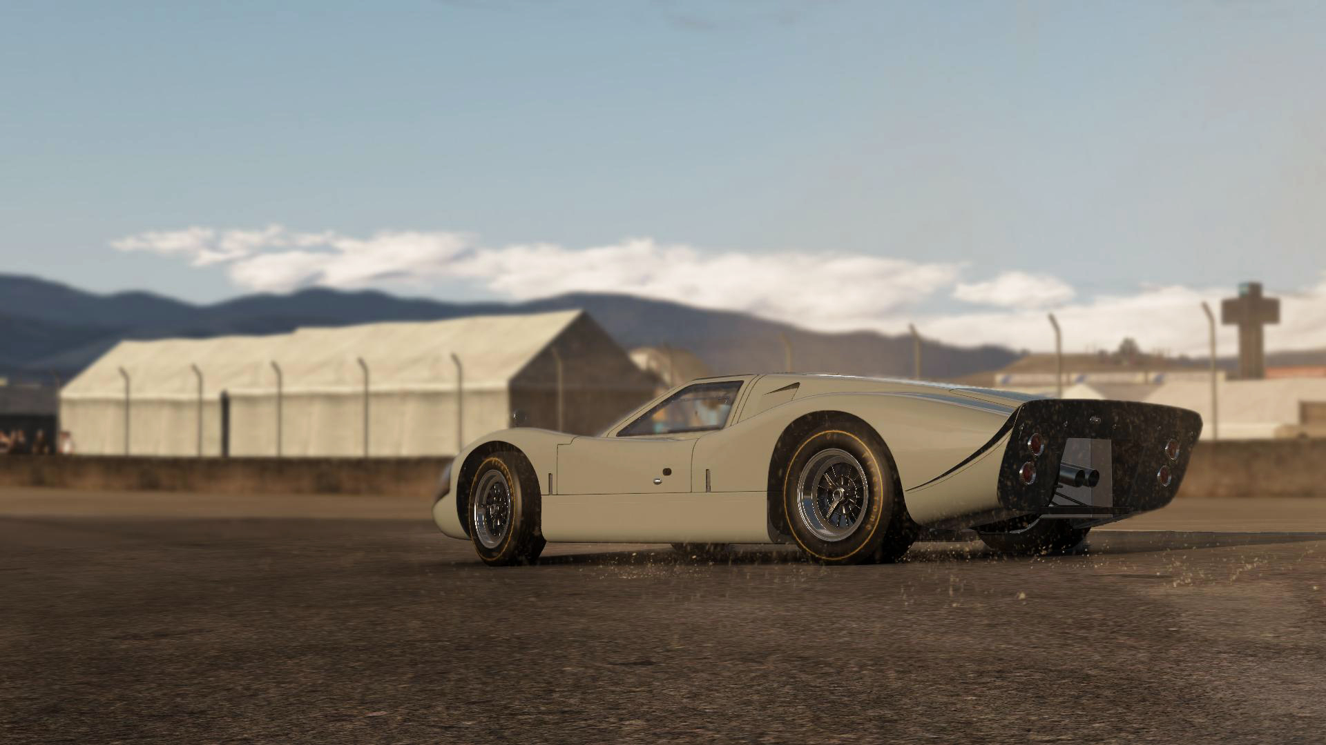 Legendary Ford GT40 lands in Project CARS